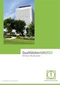 Titel- und Editorial-Layout in grün